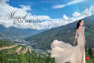 不丹婚纱摄影之旅